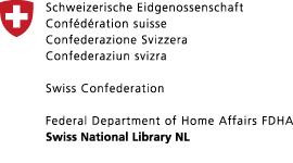 Logo Bibliotheque nationale Suisse